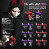 [ Conviction ] Mug Collection - 08 - COMMON