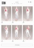 STUN - Pose Pack Collection Bento 'Aya' #56