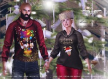Gianni Sweater / Holidays Fat pack (HUD 35 prints)