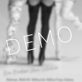 * Vanilla Bae * Kira OTK Shoes - DEMO Pack  (Add Me)
