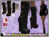 **SD** Roma Casul middle Ankle Boots(Fatpack)