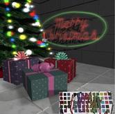 [L.W.T] Regalo Navidad ❤
