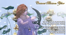 .~DN~. Crescent Blossom Zither