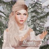 !Oleander ~ Snow [Unrigged]