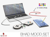 Bhad Mood Set - (Laptop, Games Controller, Phone, USB Wire)