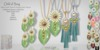 Child of Song - Necklace Earrings - TxChnge by Chop Zuey Couture Jewellery