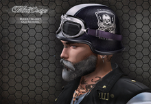 MotoDesign - Biker Helmet - Old School