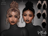 Sintiklia - Hair Mbali - Dark Blondes