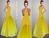 FaiRodis Sun Queen dress fitmesh S+flexi skirt DEMO pack