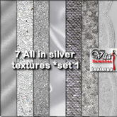7 All in silver textures FP set1