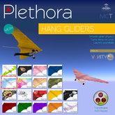 Plethora - Hang Gliders - Sky