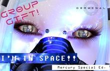 GERMINAL - I'M IN SPACE! Eyes - Mercury Special