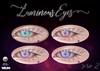 -bus- Luminous Eyes *FATPACK SERIE 2* {Catwa-Omega-Mesh}