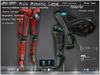 N.Vk Robotic Legs -Shu Mesh-