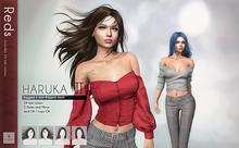*ARGRACE* HARUKA_II - Reds