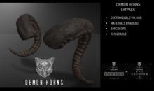 Feral - Demon Horns