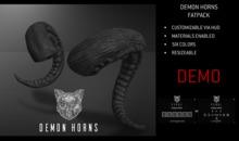 Feral - Demon Horns DEMO