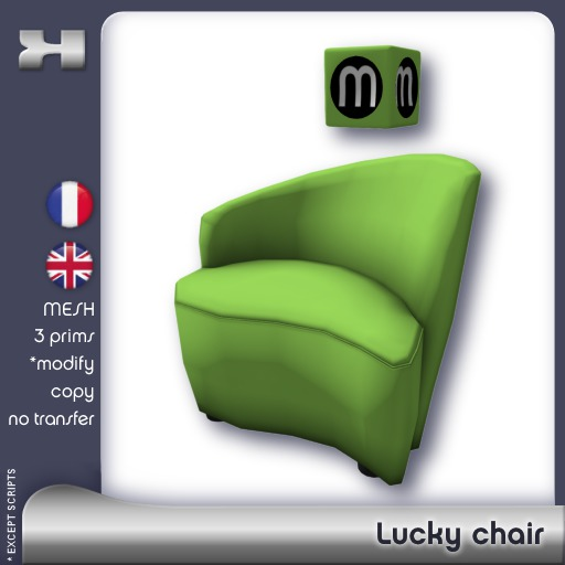 KTC Lucky chair