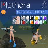 Plethora - Ocean Scooter - Purple
