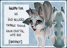 [ARTIFACT] Winter fox Ice
