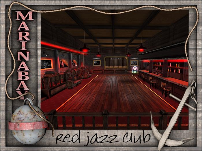 red jazz club