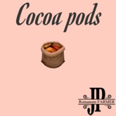 Cocoa pods [G&S]