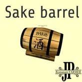 Sake barrel [G&S]