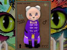 ♂ NutCracker SweetS! - Plum Pudding Boy - HHB - KittyCats! New Born Kitten