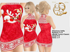[RG] Sin Christmas Dress (Box)
