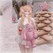 Melted sugar cookie latte set and bundle up bear ad pic