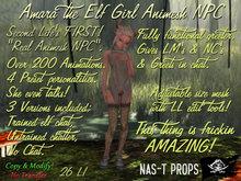 Amara - NaS-T Animesh Elf NPC