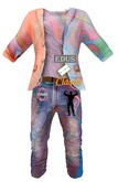 ALB BRAD outfit - Male - Adin Classic FitMesh Edus Mado Onupup