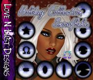 Omega Eye Collection - Snowflake