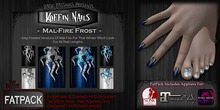 DP - Koffin Nails - FatPack - Mal-Fire Frost (Boxed)