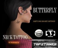 TOP STRIKER / NECK TAT BUTTERFLY / ADD ME