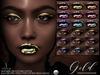 Sintiklia. - Lipstick&eyeshadow Gold(CATWA)