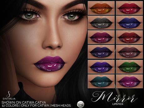 Sintiklia. - Lipstick Mirror(CATWA)