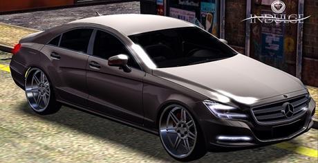 .::Indulge::. 2015 CLS550 Platinum