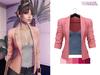 TETRA - Stretch Blazer (Pink Pack)