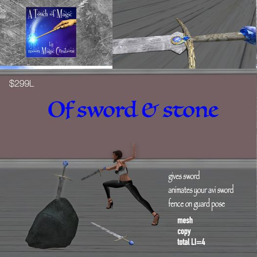 Of sword & Stone sword giver-crate