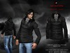 A&D Clothing - Jacket -Edmund- Ebony