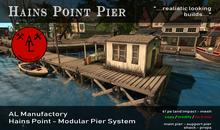 Hains Point Pier - Summer SALE - 20 %