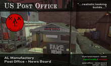 AL US Post Office