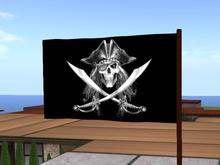 [ED] Pirate Flag (animated)