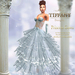 ::TD:: Princess Santa Gown with Appliers ~ Azul