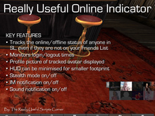 Really Useful Online Indicator