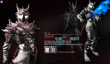 [WY] Full Perm 173 Armour For JOMO MALE Dragon