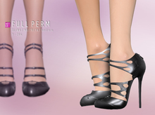 [Y]Full Perm 204 High-heeled shoes GIFT