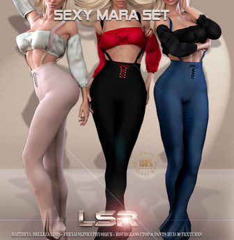 [ LsR ] - [ LsR ] - Sexy Mara Set