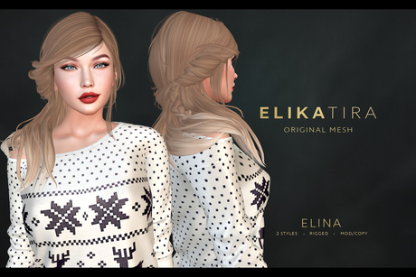 ELIKATIRA Elina - Blondes